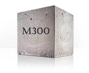 м-300 бетон