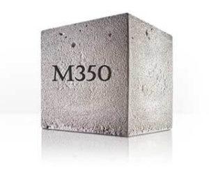 м-350 бетон