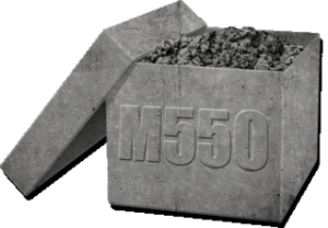 м 550 бетон