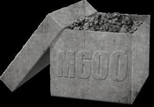 м-600 бетон
